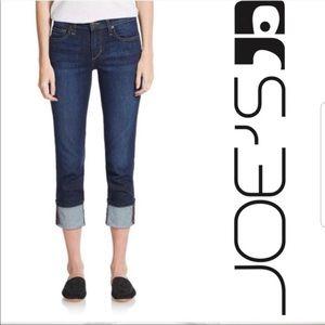 Joes Maven Cuffed Jeans Size 26